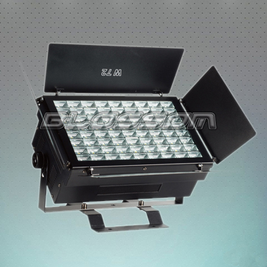 72*3W Warm White LED Projector...