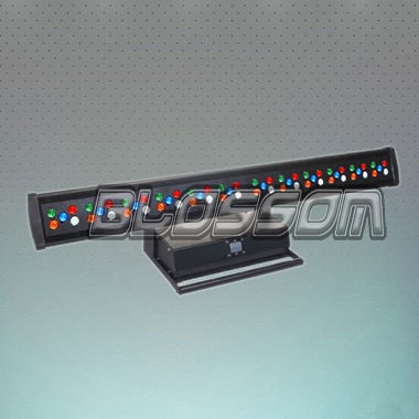 60*3W RGBAW LED Wall Washer Li...