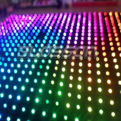 Full Color LED Vision Curtain ...