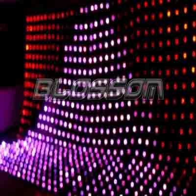 LED 3-IN-1 RGB Video Curtain (...