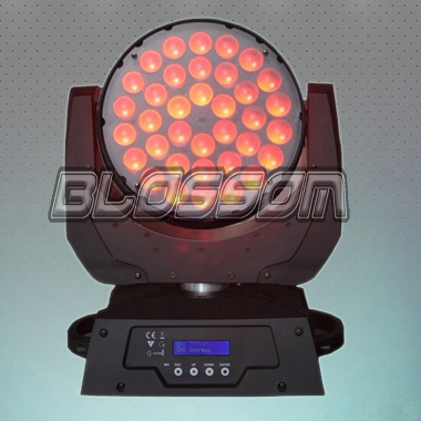 36*10W RGBW 4IN1 LED Moving He...