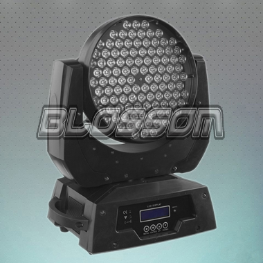 108*3W RGB LED Moving Head Was...