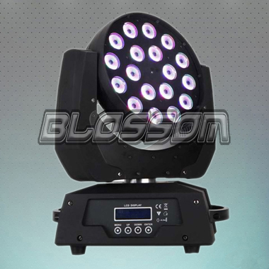 18*10W 4IN1 LED Moving Head Wa...