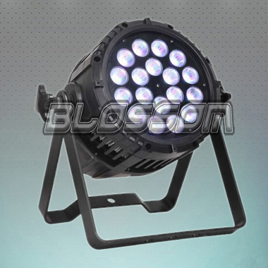 Waterproof Quad 18*10W LED Par...