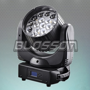 19*10W LED Zoom Beam Moving He...