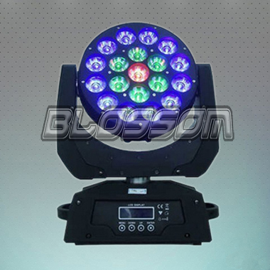 19*12W 4IN1 LED Moving Head Wash Light (BS-1043)