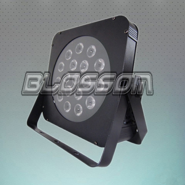 18*3W Tricolor LED Slim Par Li...