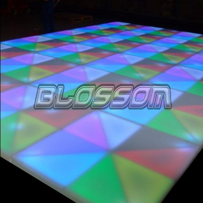LED Dance Floor With Ray Shape...