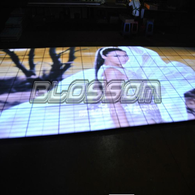 Outdoor P10 LED Video Dance Fl...