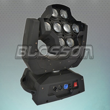 8pcs*10W CREE LED Moving Head ...