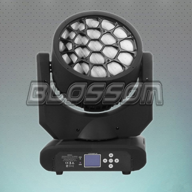 19*12W 4IN1 LED Moving Head Be...