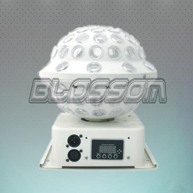 Two Sides LED RGB Crystal Ball (BS-5020)