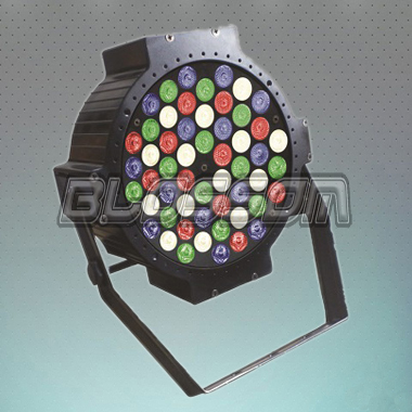 54*3W RGBW LED Flat PAR Light ...