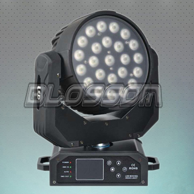 24*10W 4IN1 LED Moving Head Wa...