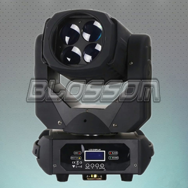 4*25W Super LED Moving Head Be...