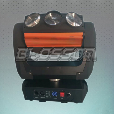 9*15W RGBW 4IN1 LED Phantom Moving Head Light (BS-1061)