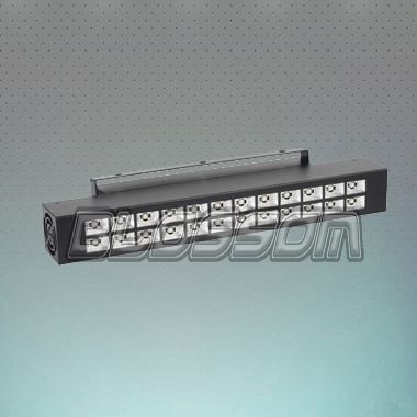 24*3W Purple LED Strobe Light (BS-1609)
